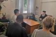 В УИИ ГУФСИН России по Приморскому краю прошло духовно-профилактическое мероприятие с подучетными осужденными