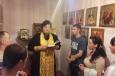 В КП-37 ГУФСИН России по Приморскому краю осужденные прошли обряд крещения