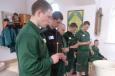 Воспитанники Находкинской воспитательной колонии ГУФСИН России по Приморскому краю прошли обряд Крещения